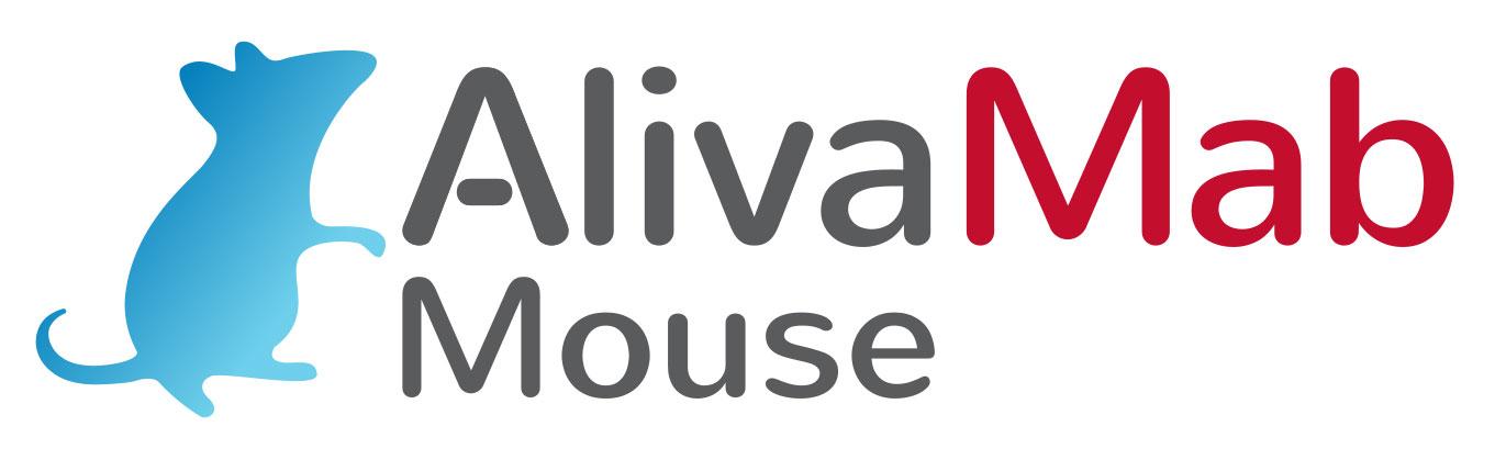 AlivaMab Mouse Logo